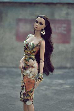 Preparing for Miss Beauty Doll 2016|  poppy