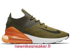 Intelligentes Design Boutique Nike Air Force 270 Olive