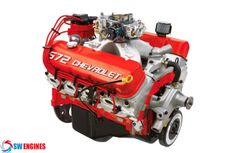 Chevy Crate Engine ZZ572 620 Deluxe #SWEngines