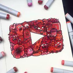 "Polubienia: 7,610, komentarze: 15 – Whisper (@art_whisper) na Instagramie: ""By @vexx_art"""
