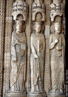 Cathédrale de Bourges (1195-1270), France