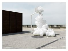 """Charles Pétillon's """"Invasions"""" Animate the Ordinary"""