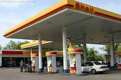 12 gas station