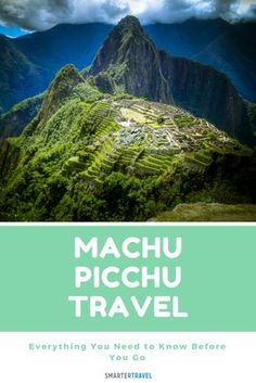 Hidden away for centuries in the mountainous cloud forests of Peru, the well-preserved Incan ruins of Machu Picchu are a must for any traveler's bucket list.