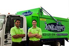 The Junkluggers Junk Removal in NY, CT, NJ and PA