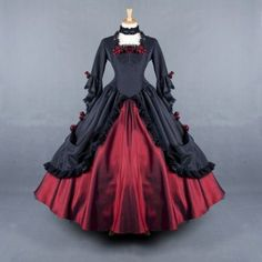 victorian style clothing