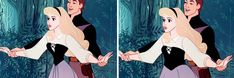 If Disney princesses had more realistic waistlines.