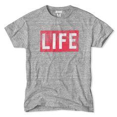 Life Magazine T-Shirt
