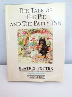 Beatrix Potter The Tale of the Pie andd the by ArtnVintagebyDesign, $5.95