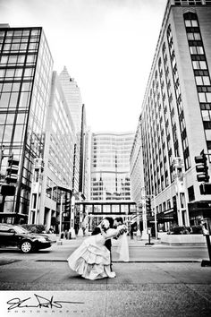 Downtown Rochester MN I know this photographer!! :) ps that's my brother woa!!