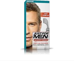 JUST FOR MEN AutoStop Haircolor, Dark Blond A-15 1 ea (Pack of 3) >>> You can get more details by clicking on the image.