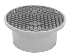 Zurn Z1666 1 Vp Urinal Cleanout Plug And Stainless Steel