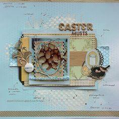Riikka Kovasin - Paperiliitin: Easter Musts for CSI #81