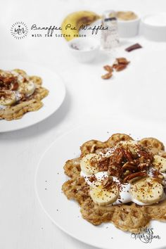 Love banoffee pie? Love waffles? Feel likean indulgent, utterlydelicious treatsans refined sugar/eggs/gluten/dairy? These are probablymy favourite plant-based waffles, hence featuring them for…