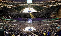 Pacers have a full house tonight. Bankers Life FieldHouse, 12/13/13 (Friday the 13Th)  (as posted originally by The Bankers Life Fieldhouse's FB page)