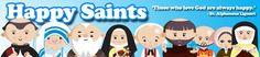 Super cute. We use their art work as a teacher gift during Catholic School Week.