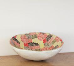 beautiful bowl from @Laura Carlin