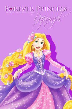 Forever Princess Rapunzel