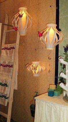 PVC Lanterns