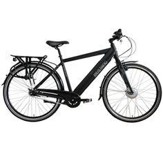 12.000,- - Elcykel herre 7 gear - Mustang Adventure - Sort Dansk kvalitetscykel med ekstra stærkt batteri