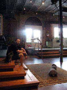 Ben & Aja's Boiler Room Loft