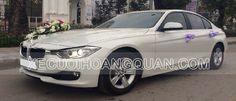 các dòng xe cưới BMW nổi bật của xe cưới Hoàng Quân