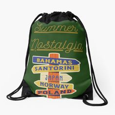 Promote | Redbubble Drawstring Backpack, Promotion, Backpacks, Bags, Fashion, Handbags, Moda, Fashion Styles, Backpack
