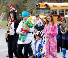 Our 2016 Halloween Parade was a huge hit!
