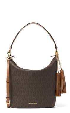 MICHAEL Michael Kors Elana LG Conv Shldr Bag Must Haves, Michael Kors, Shoulder Bag, Bags, Fashion, Handbags, Moda, La Mode, Dime Bags