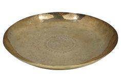 Brass Bowl on OneKingsLane.com