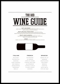 Poster for wine lovers with a guide to white wines. A cleanly designed Poster with text for the kitchen. Matches with our posters, prints, and kitchen art with different cuts of chicken and beef. Posters and kitchen art online. Kitchen Posters, Kitchen Prints, Kitchen Wall Art, Kitchen Shelves, Poster Shop, Foto Poster, Poster Prints, Art Posters, Guide Vin