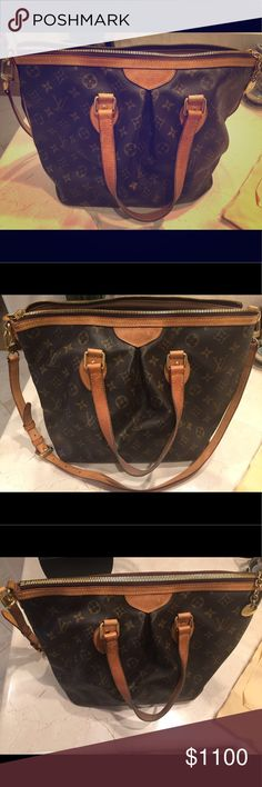Louis Vuitton classic monogram Palermo PM bag From original owner LOUIS VUITTON Louis Vuitton shoulder bag Palermo PM shoulder strap monogram. Very well taken care of. This is an authentic LOUIS VUITTON Palermo PM Bag. Authentic leather bag for timeless style. Louis Vuitton Bags Shoulder Bags