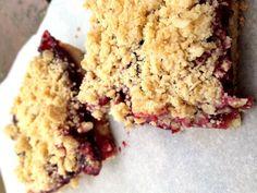 Recipe: Seasonal cashew cherry bars   National Post