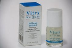 Vitry Nail Repair Treatment - Ultimate Solution for Weak or Damaged Nails . Damaged Nails, Nail Repair, Nail Clippers, Nail Care, Pedicure, Moisturizer, Face, Products, Brittle Nails