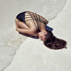 Alexandra Agoston shot by Chris Colls