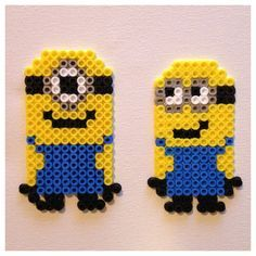 perler bead patterns google search more perler minions bead patterns ...