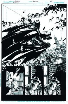 BATMAN ISSUE 2 pg by JonathanGlapion.deviantart.com on @deviantART