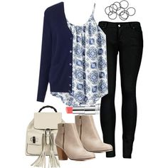 A fashion look from July 2015 by tvdstyleblog featuring Equipment, H&M, 2LUV, Charlotte Russe, Gucci and Revlon