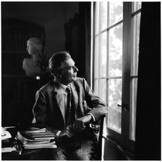 Aldus Huxley por W. Claxton