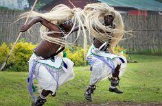 Самые красивые и необычные танцы разных племен и народов « FotoRelax