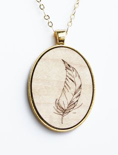 Acorn oval pendant laser engraved wooden cameo by onceagainsam art acorn oval pendant laser engraved wooden cameo by onceagainsam art jewelry pinterest oval pendant pendants and note aloadofball Image collections