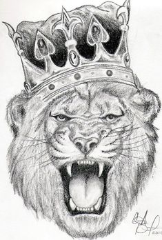 Lion Tattoos, Designs And Ideas : Page 46