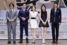 KBS 'Good Doctor' Cast Attends Press Conference Together [PHOTOS] : Photos : KpopStarz