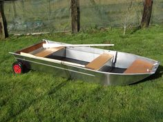 Barque de 3 mètres