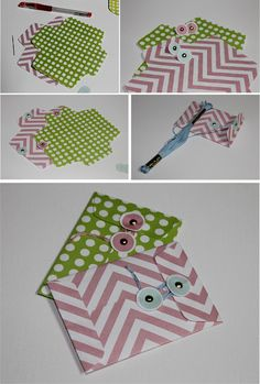 DIY SATURDAY :: TRENDY ENVELOPES TEMPLATES
