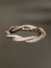 Perfect Diamond Eternity Ring