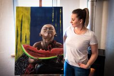Encaustic ART by Bianca Kiso Encaustic Art, Your Story, Storytelling, Your Photos, Kunst, Painting Art