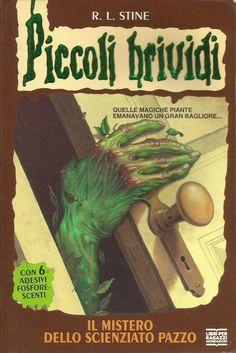 Piccoli Brividi 02 - Il mistero dello scienziato pazzo (Stay Out of the Basement)