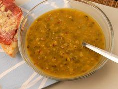 Soppa på mungbönor