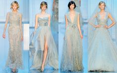 Frills and Thrills: Elie Saab Fall Couture 2011